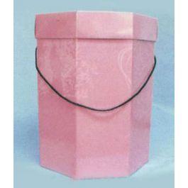 Cardboard Case, Pink