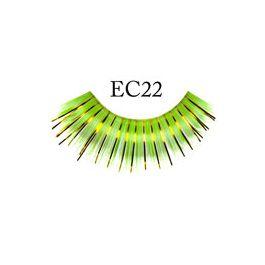 EYELASHES, EC22  (GREEN)