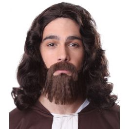JESUS WIG SET by West Bay