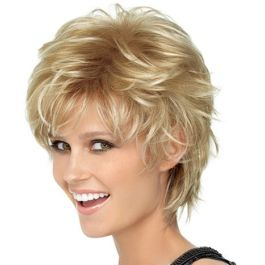 SPIKY CUT WIG by Hairdo