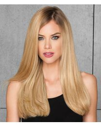 "20"" HUMAN HAIR 10 PC EXTENSION KIT by Hairdo"
