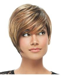 ANGLED CUT WIG (Shadow Shades) by Hairdo
