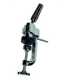 CL-10 Chrome Metal Wig Clamp