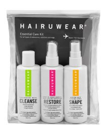 Essential Care Travel Kit by HairUWear