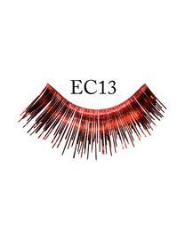 EYELASHES, EC13 (METALLIC RED)