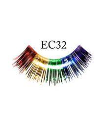 EYELASHES, EC32 (RAINBOW)