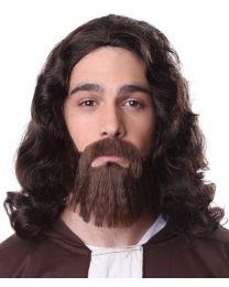 JESUS WIG SET by West Bay