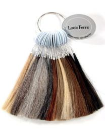 Louis Ferre Human Hair Color Ring