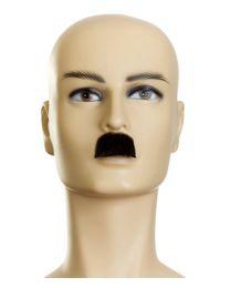 Moustache, Chaplin