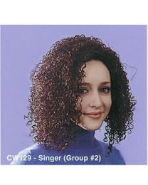 SINGER (CURLY) by Garland