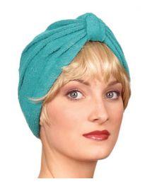 Terrycloth Turban Hat