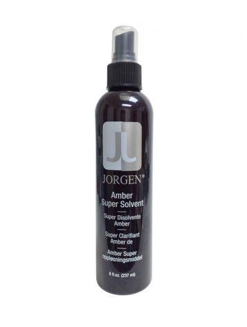 Jorgen Amber Super Solvent, 8 Oz
