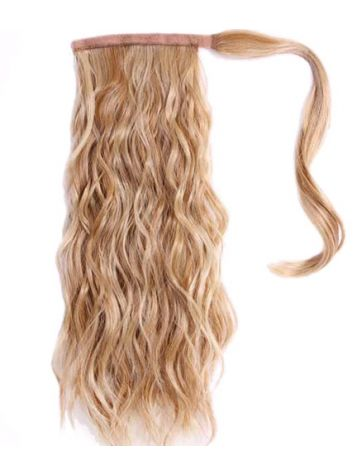 """18"""" SIMPLY CURLY CLAW CLIP PONY by Hairdo"""
