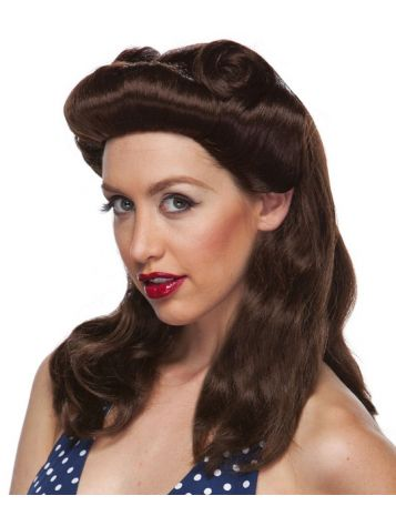 40'S PINUP GIRL by West Bay