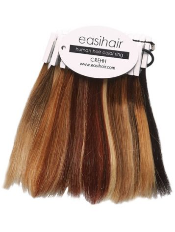 Easihair Human Hair Color Ring