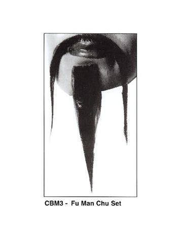 Fu Manchu Set