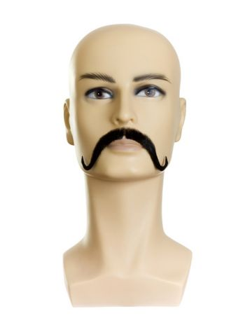 Moustache, Musketeer