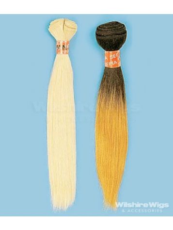 ORIENTAL SILKY STRAIGHT WEFT 14-INCHES by West Bay