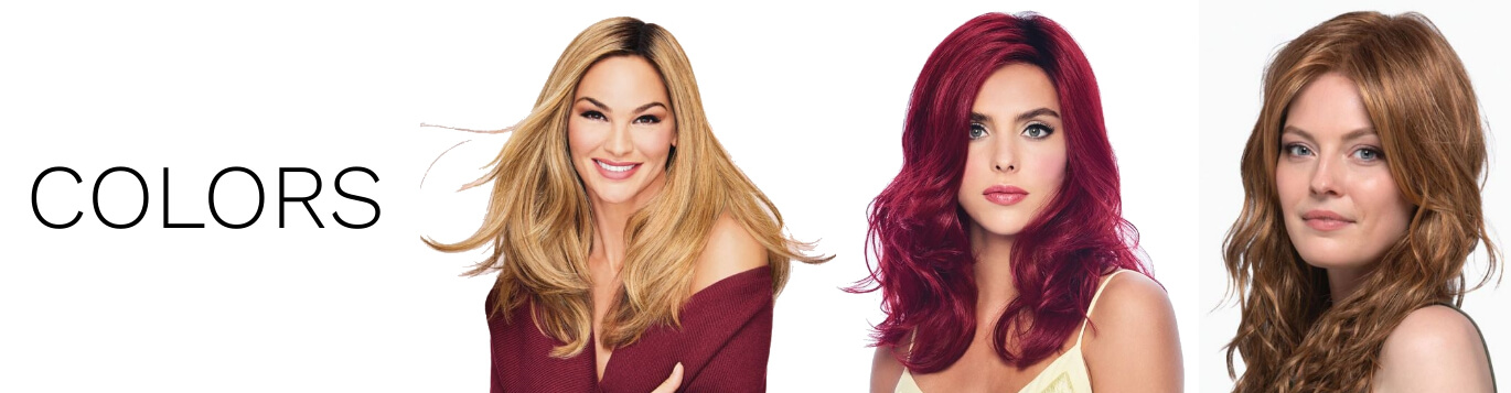 How to choose the right wig color