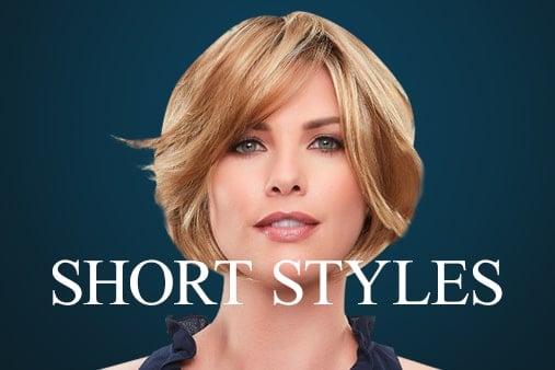 Short Hair Wigs