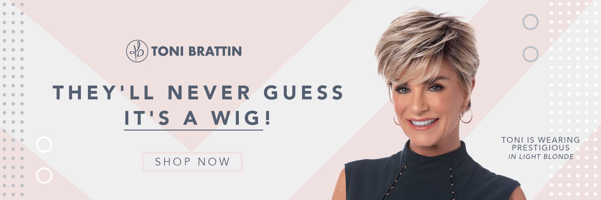 Toni Brattin Wigs