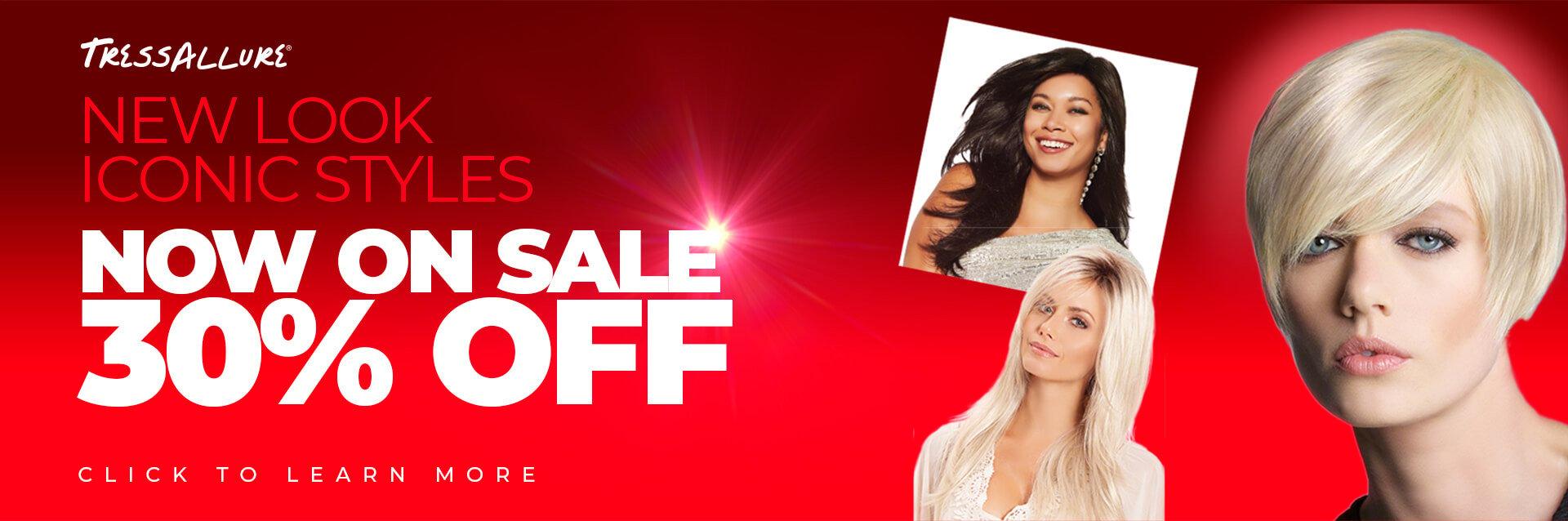 Tressallure Wigs sale